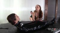 Kiki Vidas Electro Chastity Trainer