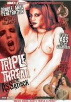Download Triple threat ass attack vol4