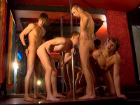 Club Orgies With Young Dancers