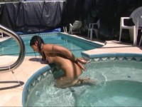 Punished Poolside (action, fuck, hot sex, cock)