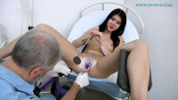 Lady Dee - 18 years girl gyno exam
