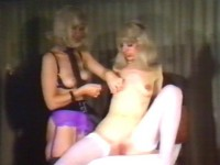 Slavesex - 06 - Needles & Nails Lesbian Violation Of Sissy - girls, vid, spank, video, bdsm