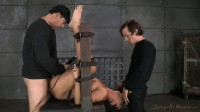 Bound Paisley Parker Roughly Fucked And Throat Trained By Hard Cock