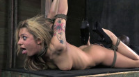 Beautiful Dahlia Sky destroyed by dick and bondage (2014)