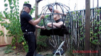 Sphere Cage Fuckery at Dusk | Abigail Dupree