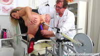Rectal speculum exam of busty MILF Ameli Monk