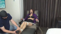 Sarah Brooke Bound and Tickled