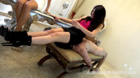 Princess Bella and Princess Aria Lap Dance Your Face (2017)