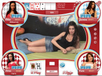 Strip Poker (Texas Holdem) + 105 models