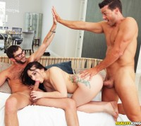 Download Logan Long, Mandy Muse, Ramon Nomar - Birthday Surprise FullHD 1080p