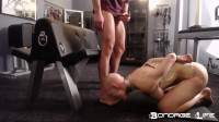 Bondagelife - Codey Steele Oral Traning