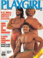 PlayGirl 80s