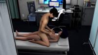 Big Tits Nurse Enjoys Sperm Fuck
