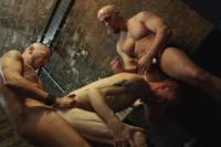 Tough Beef Bangers In Raw Orgies