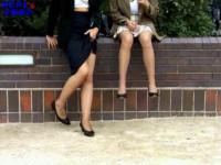 Carly and Sarah