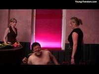 Young-femdom - Brutal  Interrogation orcruel Game?
