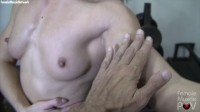 Claire — She's Nude. And You're Seeing Her From the Pov Of Her Muscle Worshiper