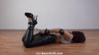 Leather cuffs test