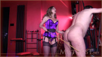 Accept the humiliation of your Mistress-nothingness part 12