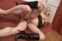 Alexa Takes Huge Cock In Her Sphincter