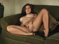 Erica Campbell's Pantyhose Tease Vol. 2