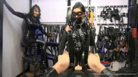 Subgirl Sherry in The Sybian Finale
