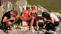 Domina Lady Barbara Porn Videos Part 5 ( 12 scenes) MiniPack (feet, dom, cock)...