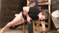 Ryan Spanked by Rich and Chic - Part 2