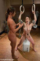 Download Raw. Sexual. Endurance. Ariel X's NAKED WORKOUT