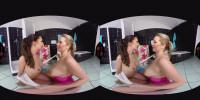 Czech VR Fetish 115 - Warm Lesbian Shower