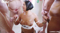 Birthday Sperm Party For Sexy Scarlett Hope