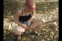 Alice loves public flashing and...