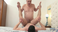 Grampa Knows Young Guys Love His Big Dick (720p)