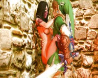 Mileena — Mortal Kombat — assembly