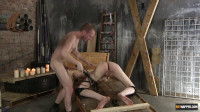 A Punnishing Butt Fucking For Casey