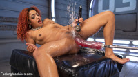 Download Pussy Stretched with Big Red, Ass Fucking, and Non Stop Squirting!!