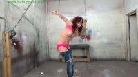 HunterSlair - Sarah Brooke - Busty redhead cranked up
