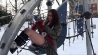 watch masturbates (Snow Day 5)...
