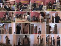 Discipline in Russia Vol.43 - Punishment of Street Girls Part 1