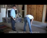 Spanking Punishment AB Part 3 – FHSpanking