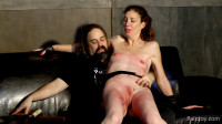 Year of the pain pig part 8 final - video, english, spanking, tit, cream