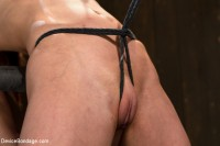 Part 1 of 4 of the Live February Shoot - Breaking Amber Rayne