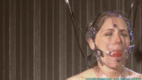 A Long Day of Hard Bondage for Rachel - Clear Straps - Part 1