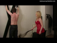 Young-femdom - Nicky and the bavarian boy