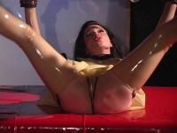 Sexual Slavery (pie, fetish, cast).