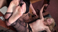 TickleIntensive - Jersey Girl Pixie's Topless Ticklish Turn-On!