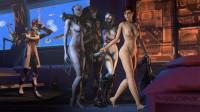 Mass Effect 3D Comics Collection (2015)