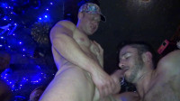 Owen Powers Go-Go Gang Bang 2017 (group, cumshot, dancing, rimming)