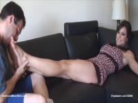 Kendra Lust Foot Worship (2014)