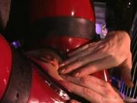 Amanda Wildefyre's Rubber Slaves: Rubber Sex Slave